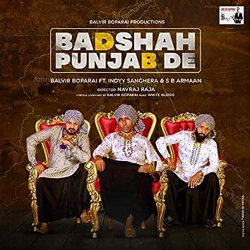 BADSHAH PUNJAB DE (feat. INDYY SANGHERA & S B ARMAAN)