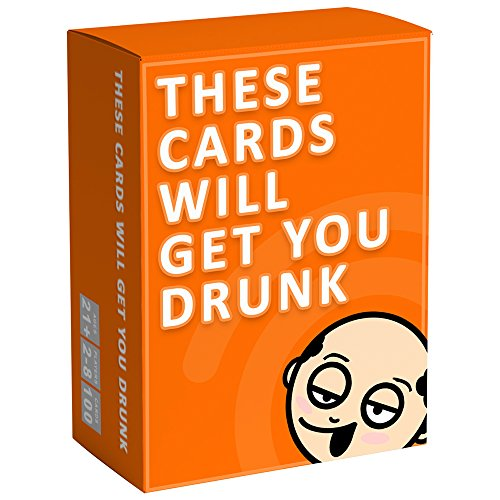 These Cards Will Get You Drunk!