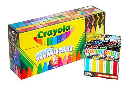 Product Image of the Crayola Sidewalk Chalk