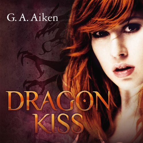 Dragon Kiss audiobook cover art
