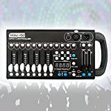 DMX Controller,192 CH DMX 512 Controller Rconsole,DMX512 Lighting for Editing Program Of Party Lights,Stage Lights, Dj Lights, Par Lights, Moving head lights, Pubs, Disco