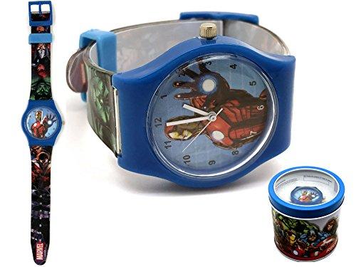 Orologio AVENGERS MARVEL Da Polso Analogico In Confezione Regalo CM 23 - AST1174