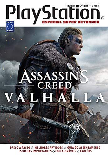 Especial Super Detonado PlayStation - Assassin's Creed Valhalla