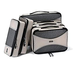 Pro Packing Cubes lightweight, 6-piece set