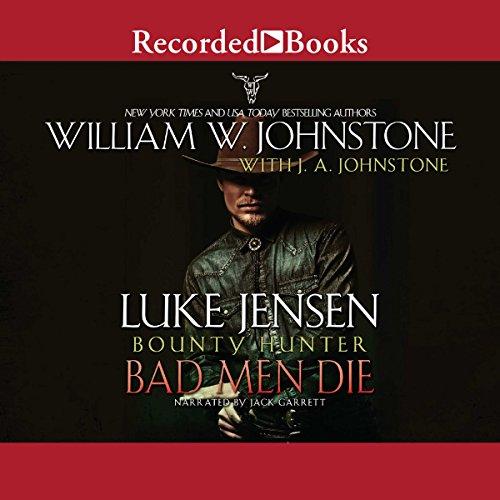 Bad Men Die audiobook cover art