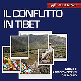 Il conflitto in Tibet copertina
