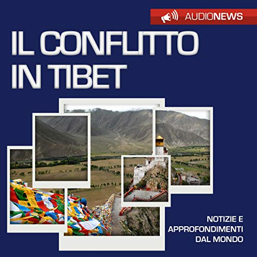 Il conflitto in Tibet audiobook cover art