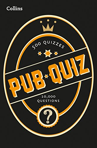Collins Pub Quiz: 10,000 easy, medium and difficult questions (Collins Puzzle Books) (English Edition)