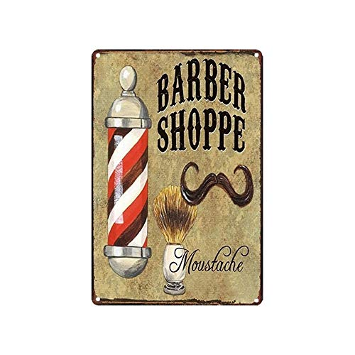 Poste Barbería marca Mega-deal