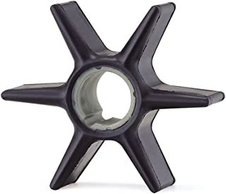 Full Power Plus Outboard Water Pump Impeller Replacement for 40-250HP Mercury Mariner Mercruiser Sierra 18-3056 47-43026T2