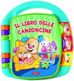Fisher Price CDH49 Lyrics and Learning Book for Children Aged 6 Months and Above
