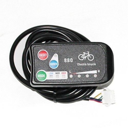 HYLH El último diseño 24V / 36V e-Bike 3-Speed Pas LED Pan
