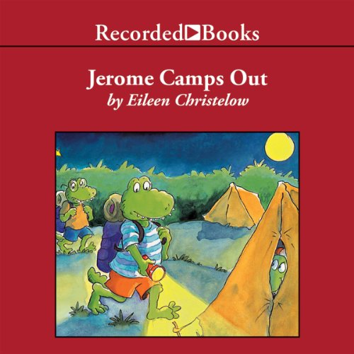 Jerome Camps Out audiobook cover art