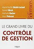 Le grand livre du contrôle de gestion