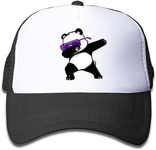 6de92c7ae61 Aiw Wfdnn Funny Dabbing Panda Adjustable Mesh Baseball Caps Kid s Trucker Hats  Boy Girl