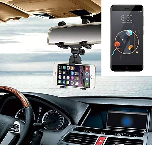 bester Test von archos diamond alpha KS-TradeForArchos Diamond Alpha Smartphone-Halter Rückspiegelhalter Schwarzes Auto…