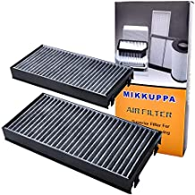 MIKKUPPA KT079 Cabin Air Filter - for 2007-2017 BMW X5, 2008-2017 BMW X6 - OEM Replace 64116945594