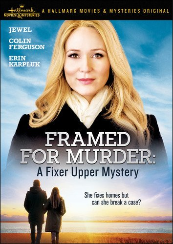 FRAMED FOR MURDER: A FIXER UPPER MYSTERY - FRAMED FOR MURDER: A FIXER UPPER MYSTERY (1 DVD)