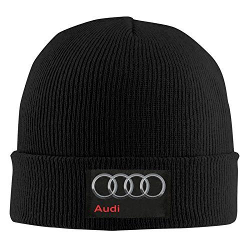 Au-Di Logo Unisex Mütze Hat gestrickte warme Mütze