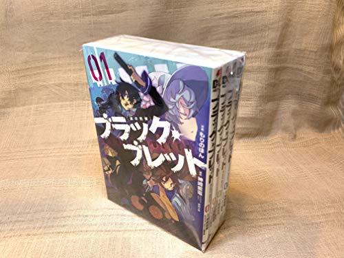 ブラック・ブレット コミック 全4巻完結セット (電撃コミックスNEXT)の詳細を見る
