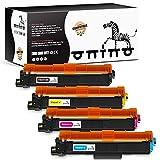 ONINO TN-247 TN243 TN-247BK Cartucho de tóner para Brother DCP-L3550CDW DCP-L3510CDW MFC-L3750CDW MFC-L3770CDW MFC-L3730CDN MFC-L3710CW HL-L3230CDW HL-L3210CW HL L3270CDW DCP-L3550CDW (4pcs)