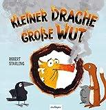 Kleiner Drache – große Wut: Bilderbuch für Kinder ab 3 Jahren über den Umgang mit Wut (Kleiner Drache Finn)