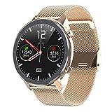 AKL L11 Smart Watch Men's <span class='highlight'>1.3</span> <span class='highlight'>Inch</span> <span class='highlight'>Full</span> Touch Screen <span class='highlight'>IP68</span> <span class='highlight'>Waterproof</span> Heart Rate Monitor Fitness Smartwatch,A