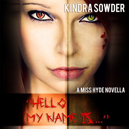 Hello, My Name is... audiobook cover art