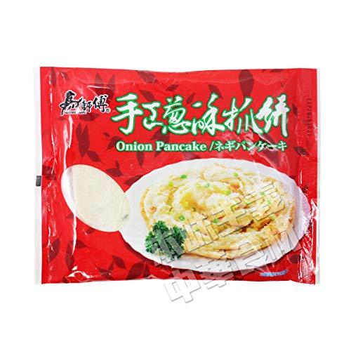 お買得5点セット 台湾手工葱酥抓餅・葱油抓餅(手作りネギパンケーキ) 中華料理人気商品・中華食材 217412-5