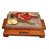 Piedra para Carne de 20x30 Bandeja Personalizada