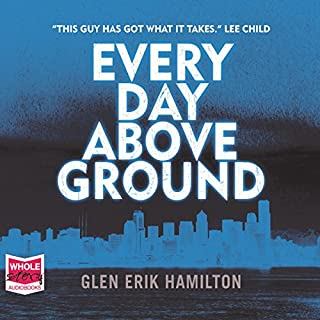 Every Day Above Ground cover art
