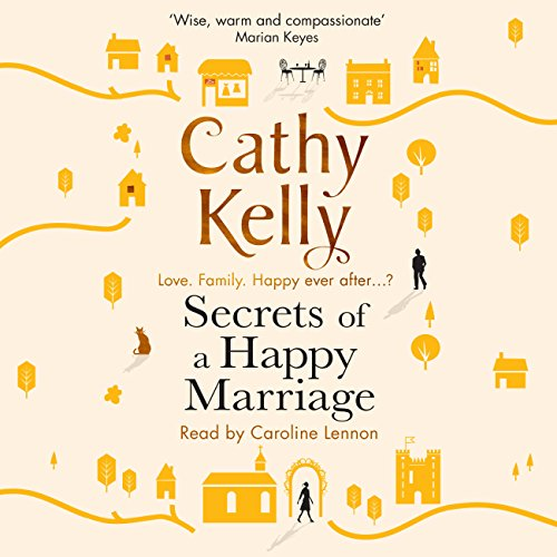 Secrets of a Happy Marriage cover art