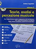Teoria, analisi e percezione musicale. Per le Scuole superiori. Con CD Audio (Vol. 3)