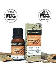 Soulflower Cinnamon Essential Oil 15ml