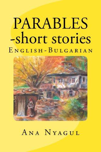 Book: PARABLES - short stories English Bulgarian by Ana Nyagul