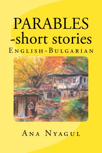 Book: PARABLES - short stories English Bulgarian by Ana Nyagul