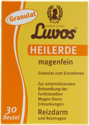 Luvos Heilerde magenfein Granulat, 30 Beutel, 2er Pack (2 x 216 g)