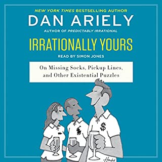 Irrationally Yours audiobook cover art