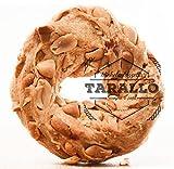 Snack Taralli Monoporzione Sugna e Pepe 1kg Variante Con Arachidi Napoletani In Box Regalo...