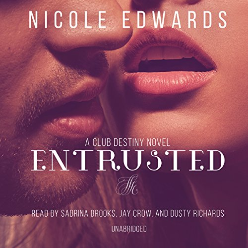 Entrusted audiobook cover art