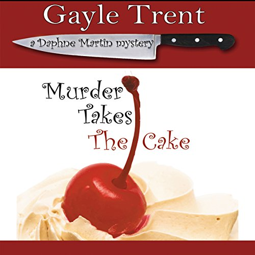 Murder Takes the Cake cover art