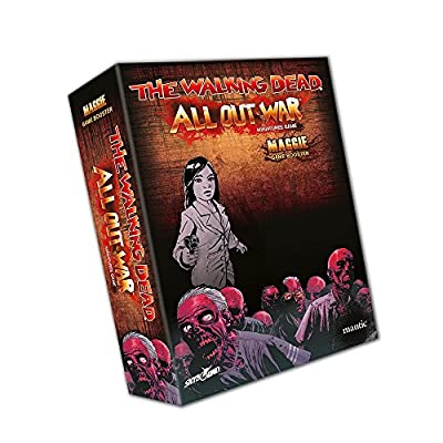 Maggie Boosters - The Walking Dead All Out War Miniatures Game Exp. by MANTIC ENTERTAINMENT LTD