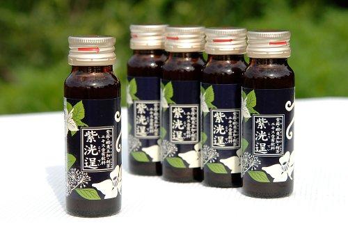 健康村コロポックルの里から (シソ・エゾウコギ・甜茶をブレンド) 紫洸逞 [しそエキス] 50ml