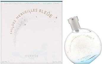 Hermes Eau Des Merveilles Bleue Eau De Toilette 1.6 Oz/ 50 Ml - Spray for Women By 1.6 Fl Oz