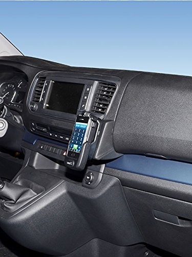 Bester der welt KUDA2875 Peugeot Traveller / Citroen Space Tourer / Schwarzer Kunstlederhalter für Toyota Proace…