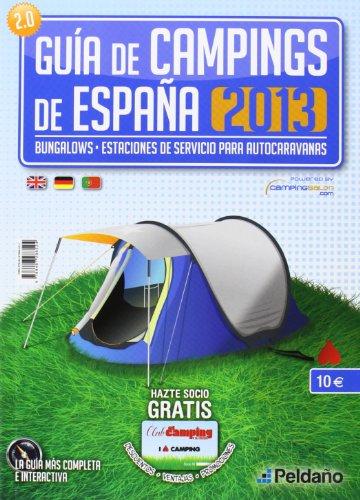 Guía De Campings De España. 2013