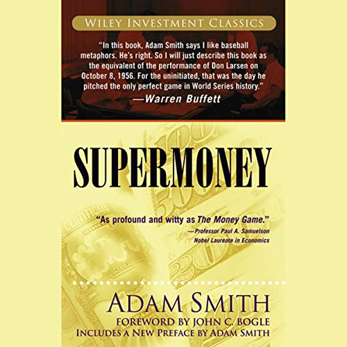 Supermoney  By  cover art