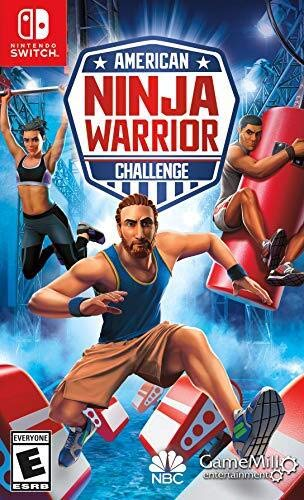 American Ninja Warrior for Nintendo Switch [USA]