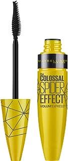 Maybelline New York Volum' Express The Colossal Spider Effect Washable Mascara, Glam Black, 0.33 fl. oz.