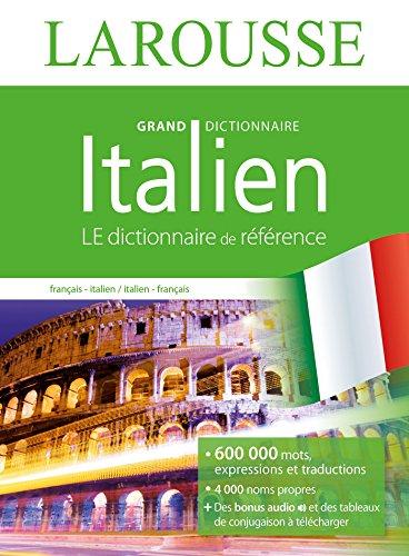 Larousse Grand Dictionnaire Francais-Italien